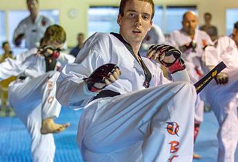 Taekwondo for Advanced - Brisbane Martial Arts Academy
