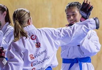 Taekwondo for Beginners - Brisbane Martial Arts Academy